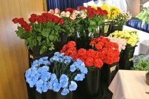 この中からお好きな花を選んで頂きました。
